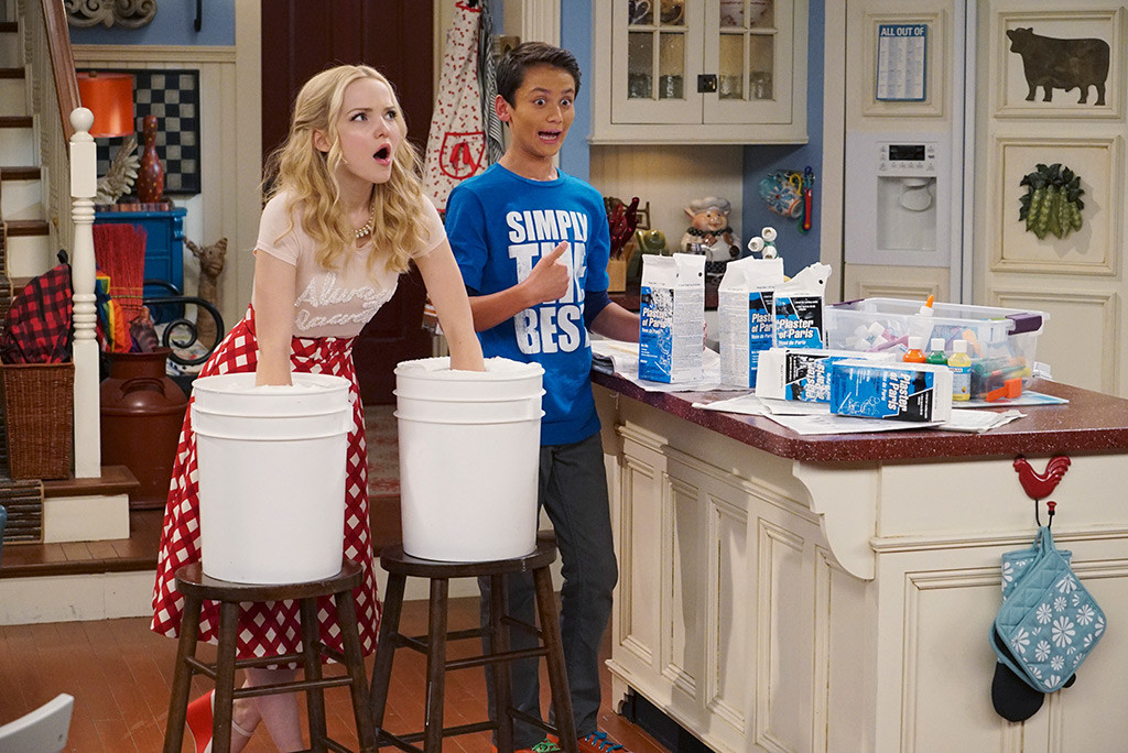 Liv and Maddie, Dove Cameron, Tenzing Norgay Trainor