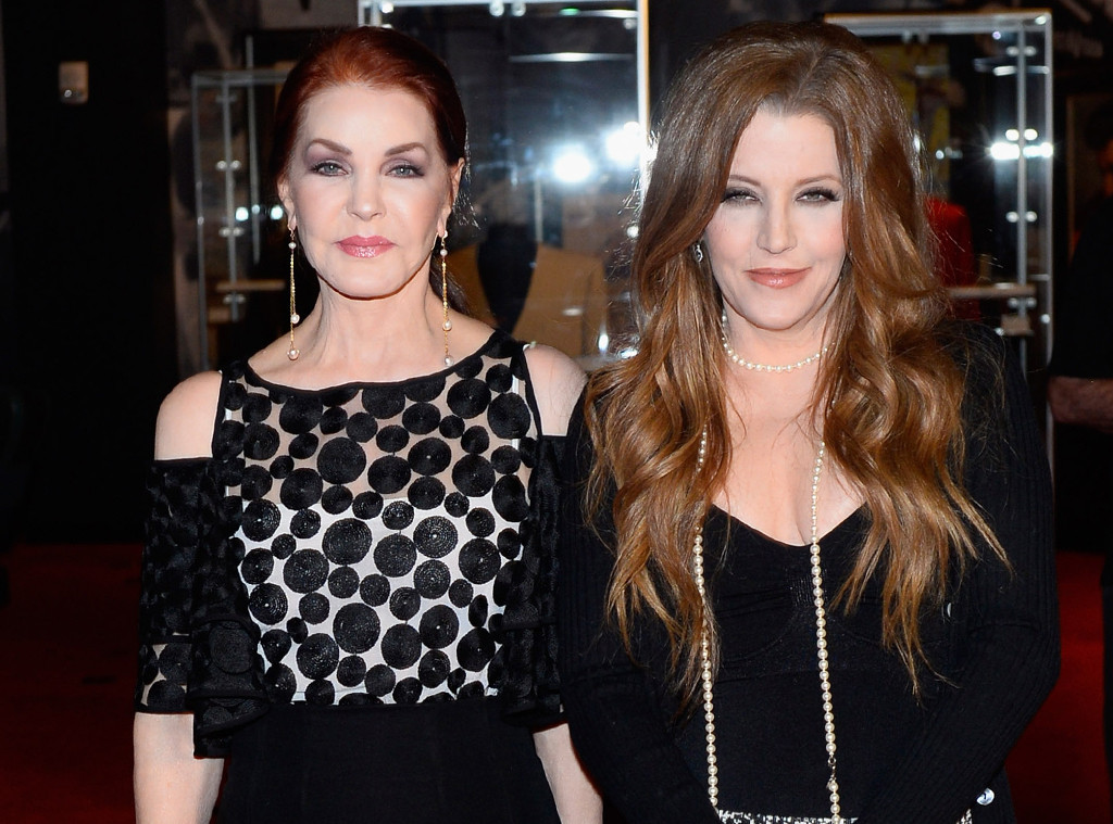 Priscilla Presley Caring For Lisa Marie Presleys Twin Daughters Amid Divorce Drama