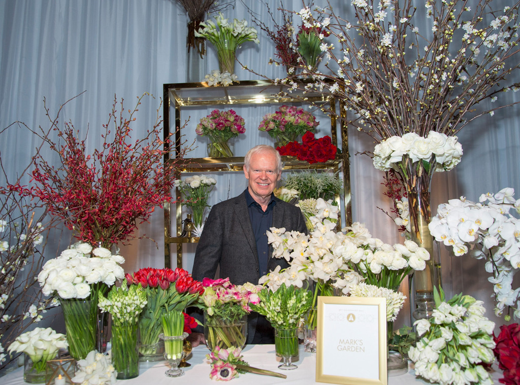 Mark Held, Florist, Oscars