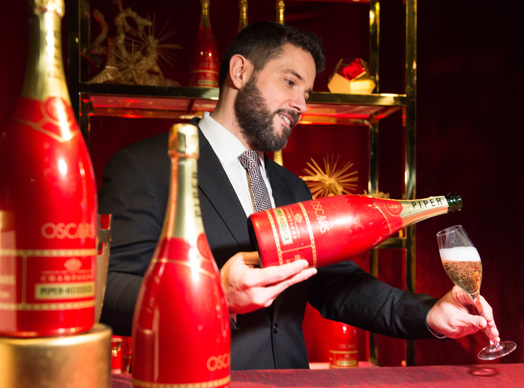 Benoit Collard, Piper-Heidsieck Champagne, Oscars