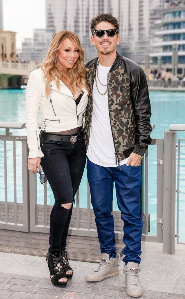 Mariah Carey and Bryan Tanaka Break Up - E! Online - CA