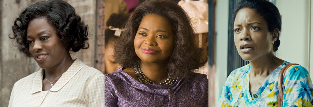 Fences, Viola Davis, Hidden Figures, Octavia Spencer, Moonlight, Naomie Harris
