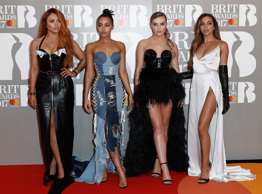 Little Mix, BRIT Awards