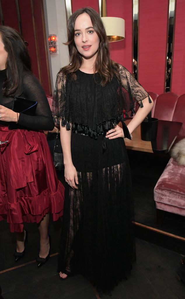 Dakota Johnson, Vanity Fair Young Hollywood