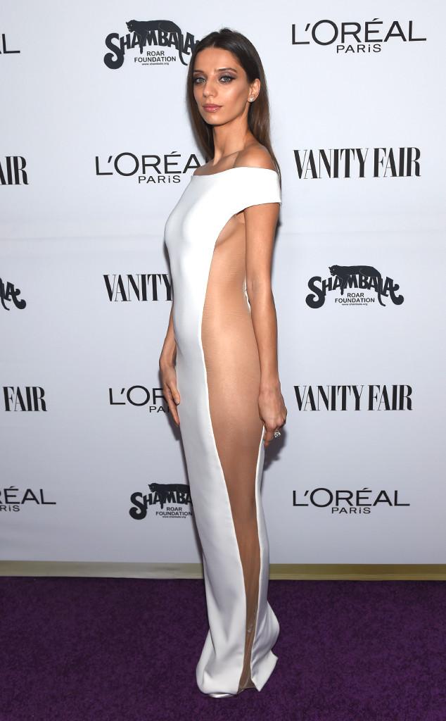 Bare Legs In Winter Fashion