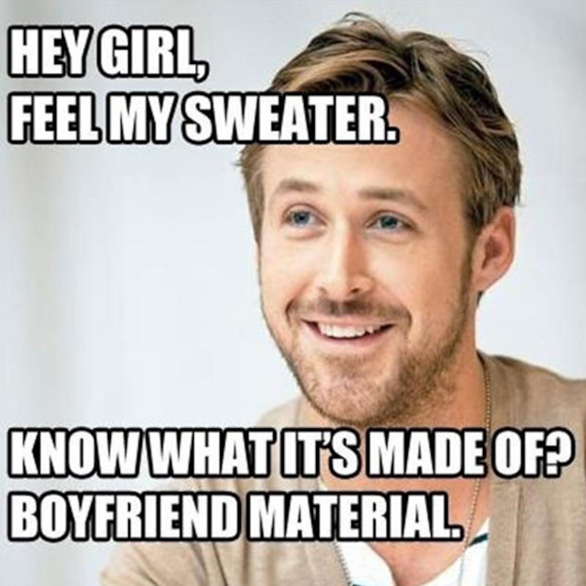Hey Girl How Ryan Gosling Became The Feminist Man Of Our