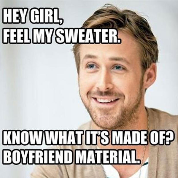 Hey Girl Meme