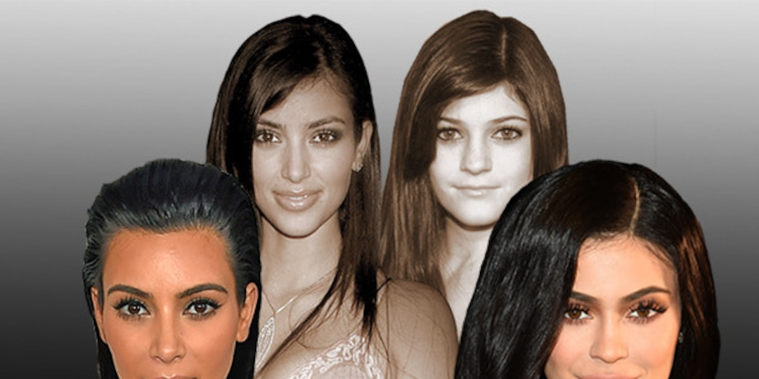 The Kardashian-Jenners Through the Years: Relive Two Decades of Epic Fashion - E! Online.jpg