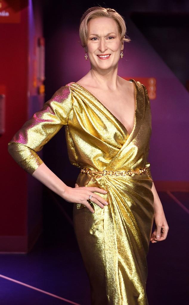 Meryl Streep, Madame Tussauds Wax Figure