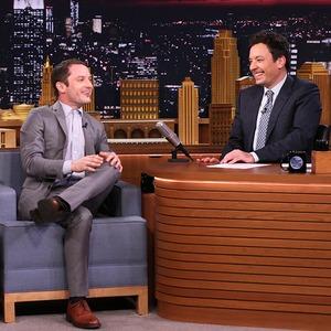 Jimmy Fallon, Elijah Wood, The Tonight Show