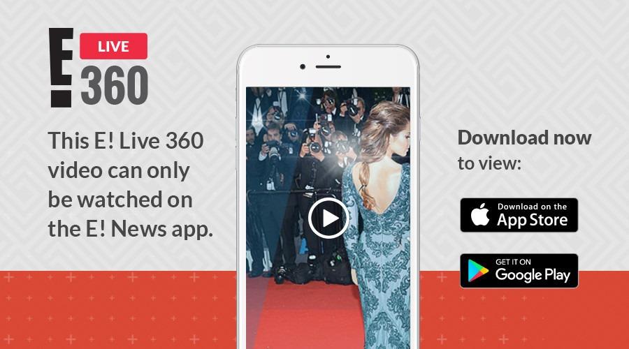 E! Live 360 Grammy Awards Desktop 2