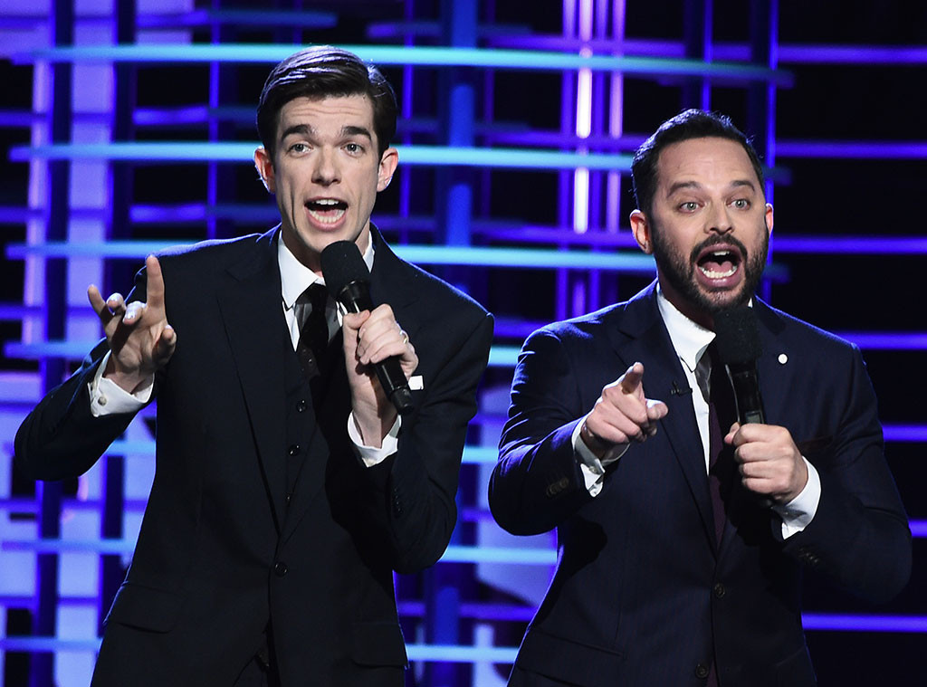 John Mulaney, Nick Kroll, 2017 Film Independent Spirit Awards, Show