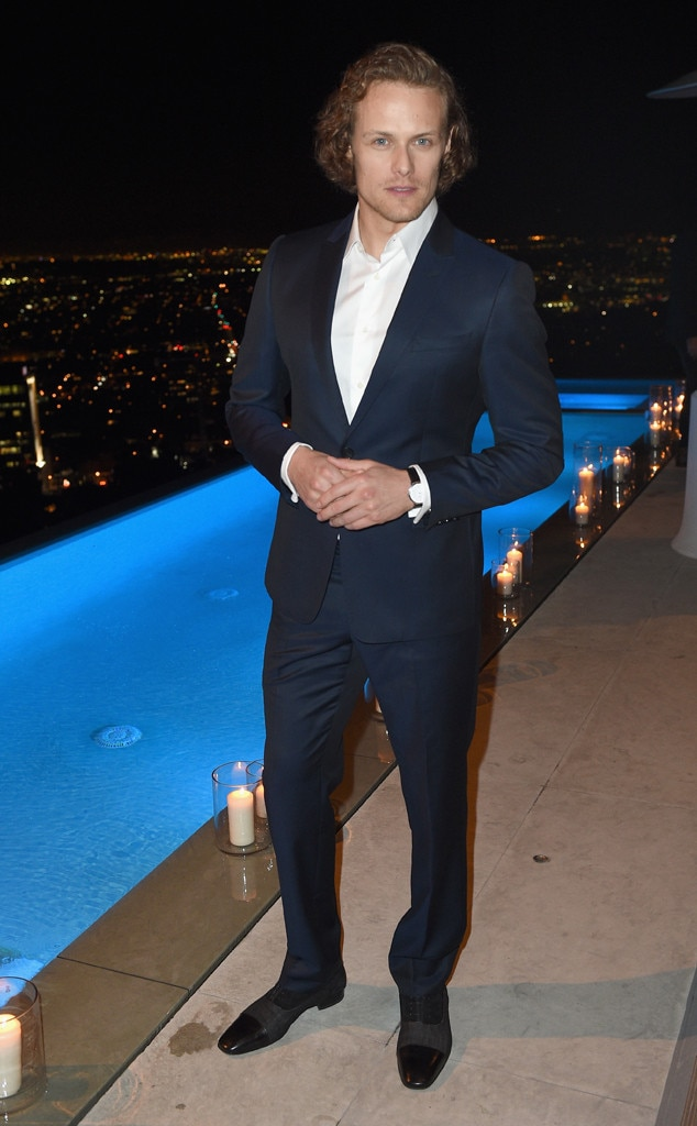 Sam Heughan from The Big Picture: Today's Hot Photos | E! News