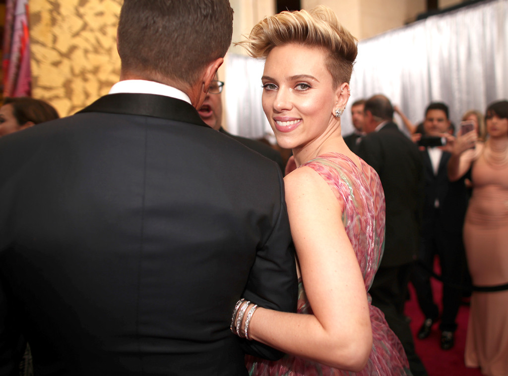Scarlett Johansson Discusses The Value Of Being A Working Mom E Online