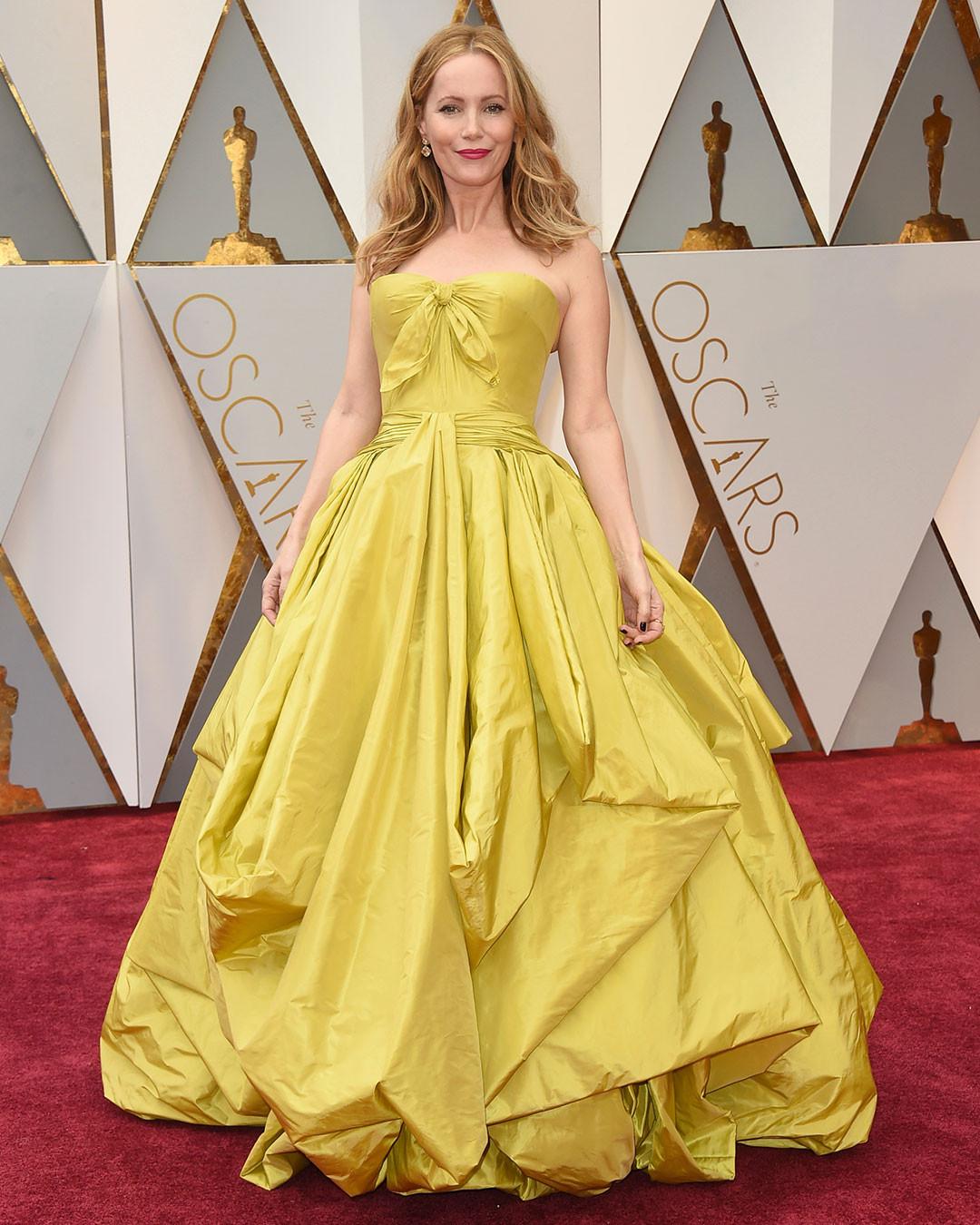 Leslie Mann, 2017 Oscars, Academy Awards, Instagram