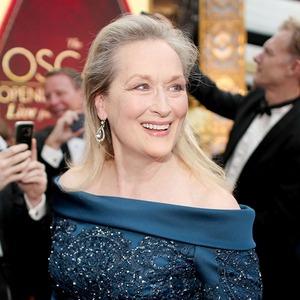 Meryl Streep, 2017 Oscars, Academy Awards