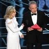 Faye Dunaway, Warren Beatty, 2017 Oscars, Academy Awards, Show