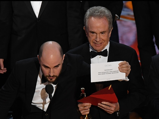 The Most Shocking Moments to Ever Happen at the Oscars