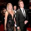 Jennifer Aniston, Justin Theroux, 2017 Oscars, Academy Awards, Candids