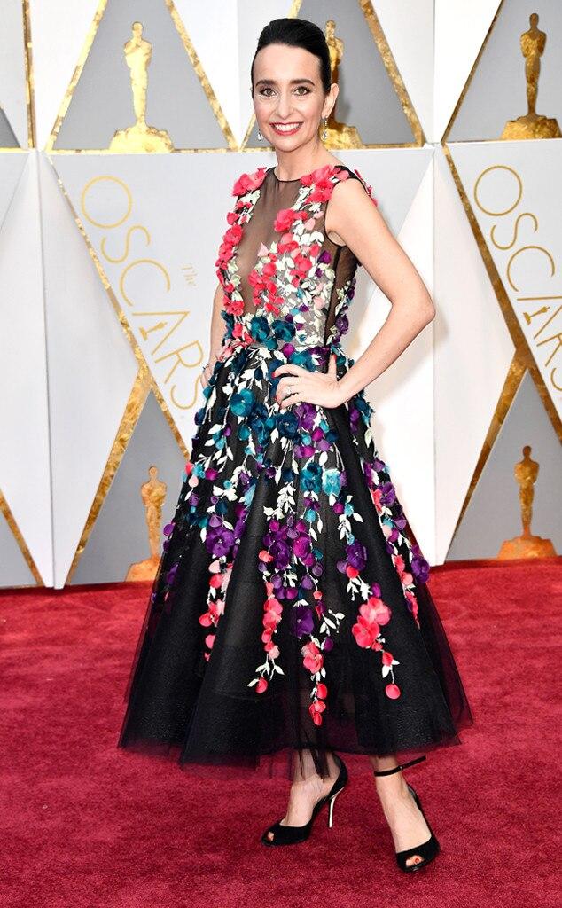 Raphaela Neihausen, 2017 Oscars, Academy Awards, Arrivals