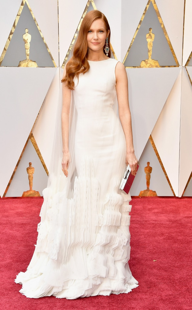 Darby Stanchfield, 2017 Oscars, Academy Awards, Arrivals
