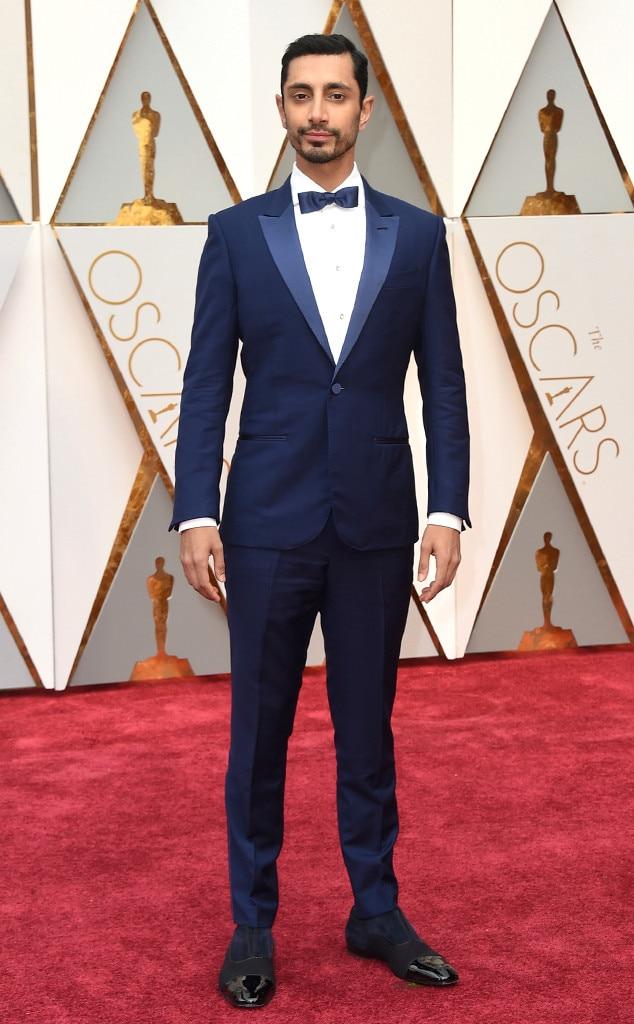 Riz Ahmed, 2017 Oscars, Academy Awards, Arrivals