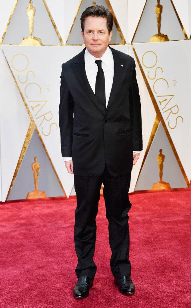 Michael J. Fox, 2017 Oscars, Academy Awards, Arrivals