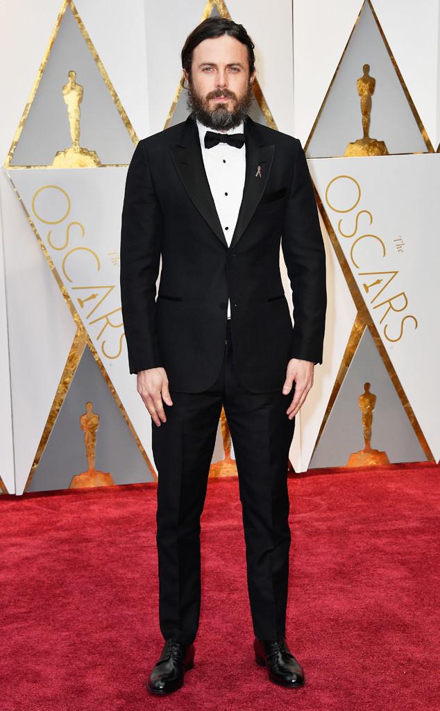 Casey Affleck, 2017 Oscars, Academy Awards, Arrivals