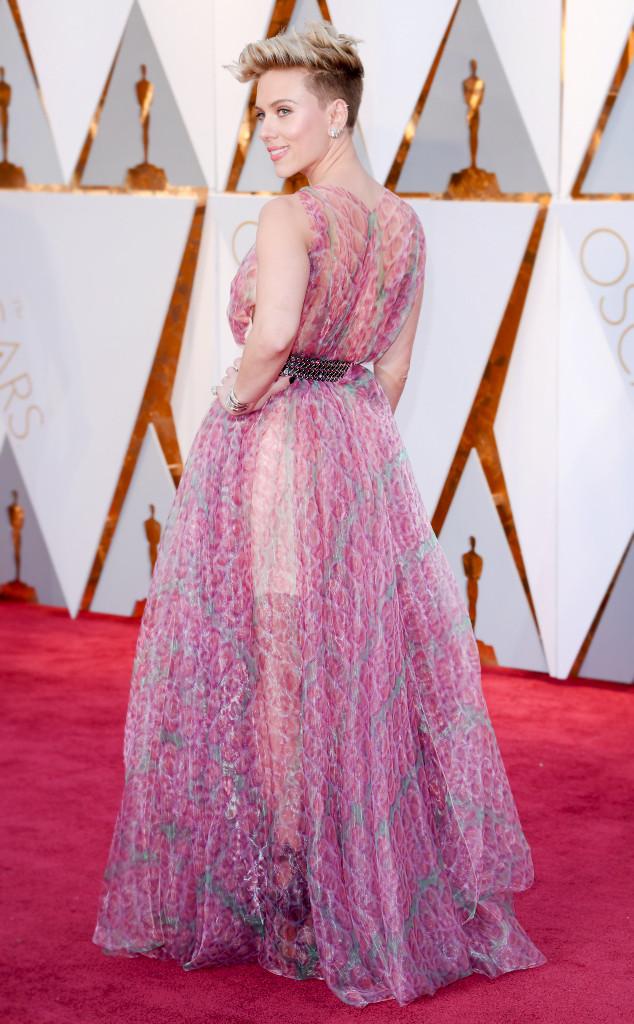 Worst Dressed Stars At The 2017 Oscars E Online Uk