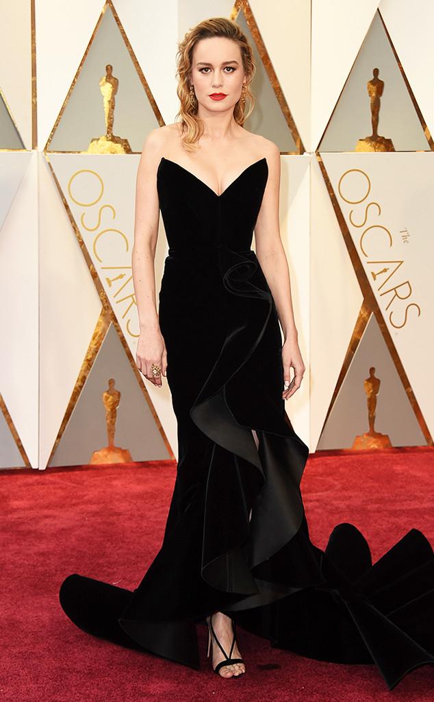 Brie Larson, 2017 Oscars, Academy Awards, Arrivals