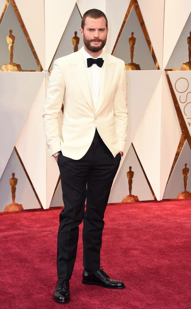 Jamie Dornan, 2017 Oscars, Academy Awards, Arrivals