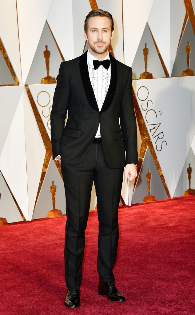 Ryan Gosling, 2017 Oscars, Academy Awards, Arrivals