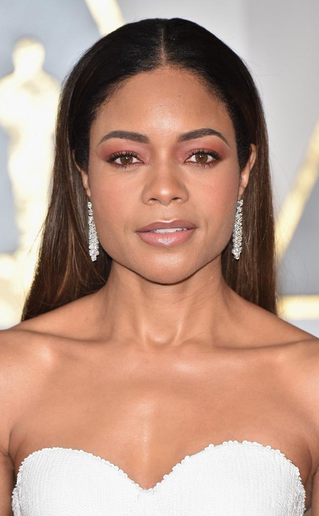 ESC: 2017 Oscars, Beauty, Naomie Harris