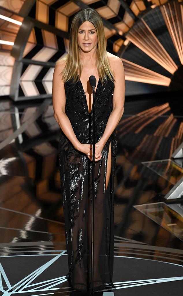 Jennifer Aniston, 2017 Oscars, Academy Awards, Show