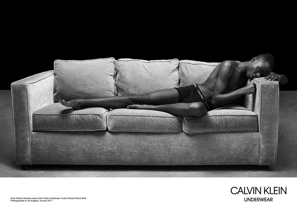 Moonlight Cast, Calvin Klein Underwear Campaign