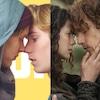 Teen Wolf, Outlander, Shadowhunters, Skam, Top Couples