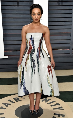 Ruth Negga, 2017 Oscars, Vanity Fair After Party