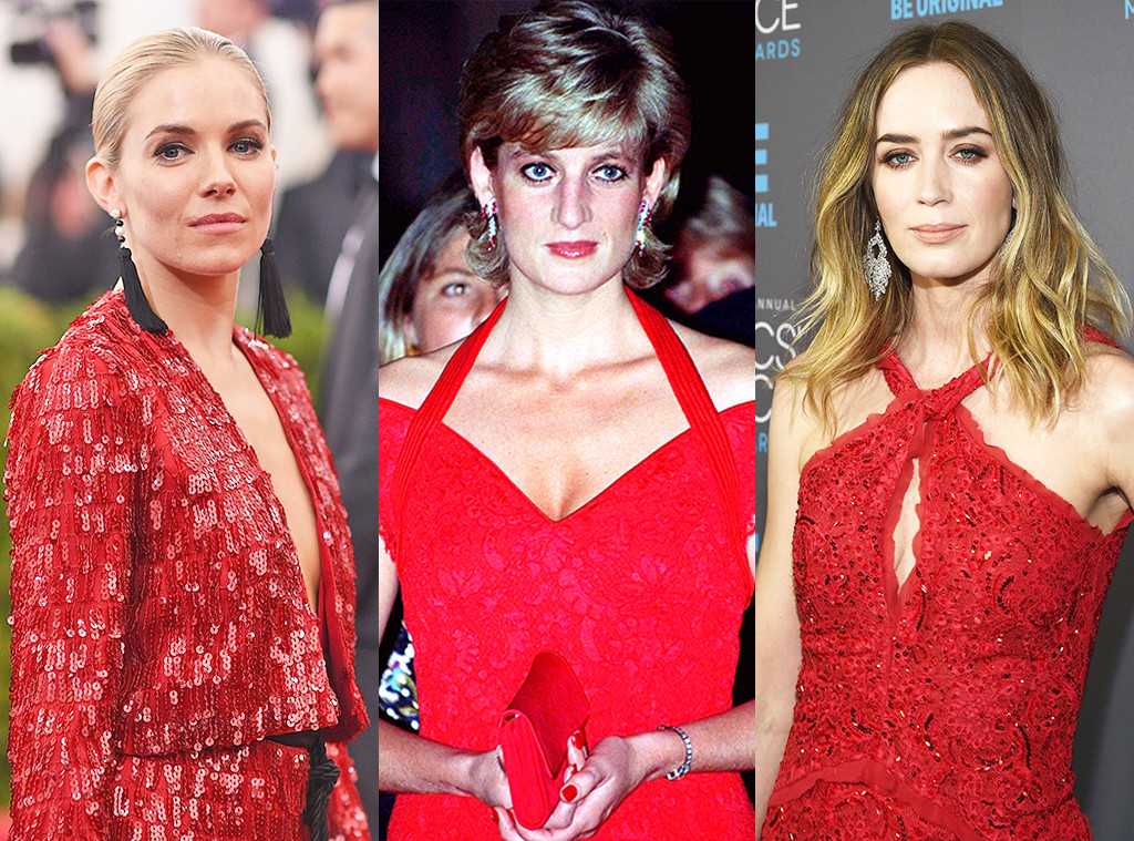 Feud: Charles and Diana, Sienna Miller, Princess Diana, Emily Blunt