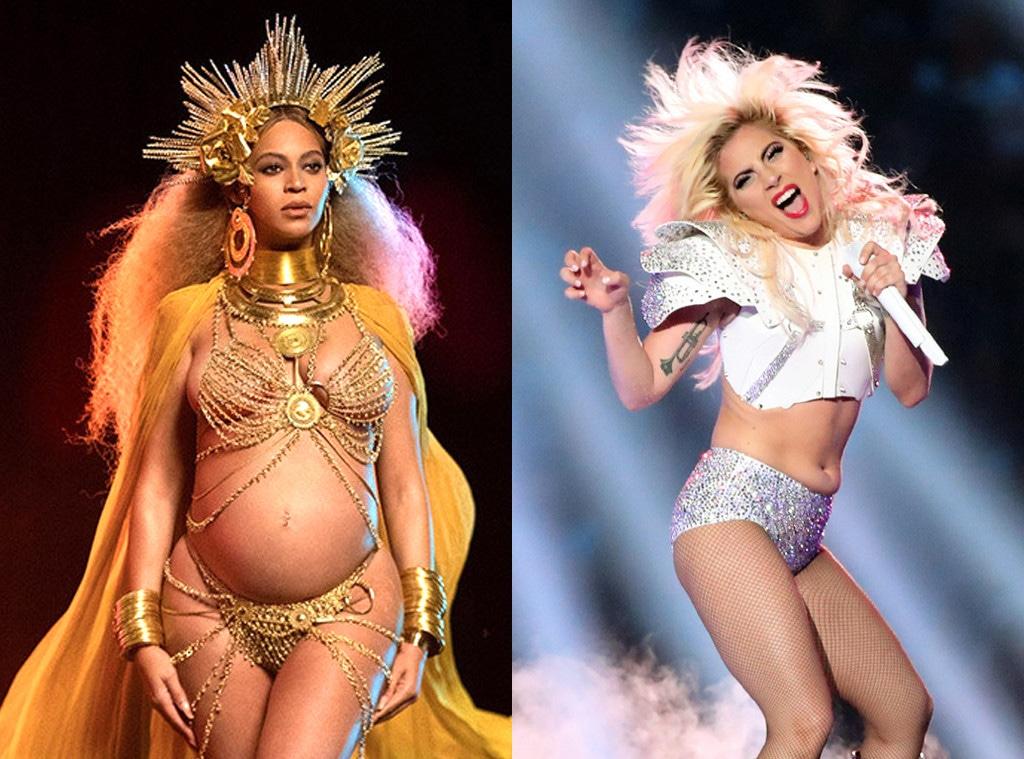 Beyonce, Lady Gaga