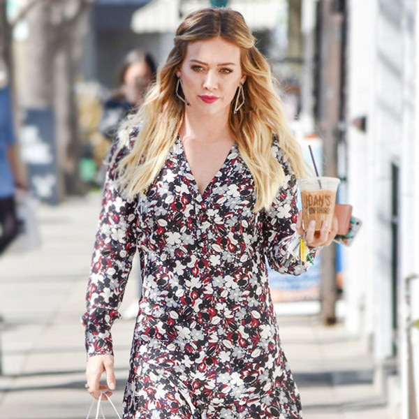 'Have some respect': Hilary Duff publicly shames her neighbour for smoking