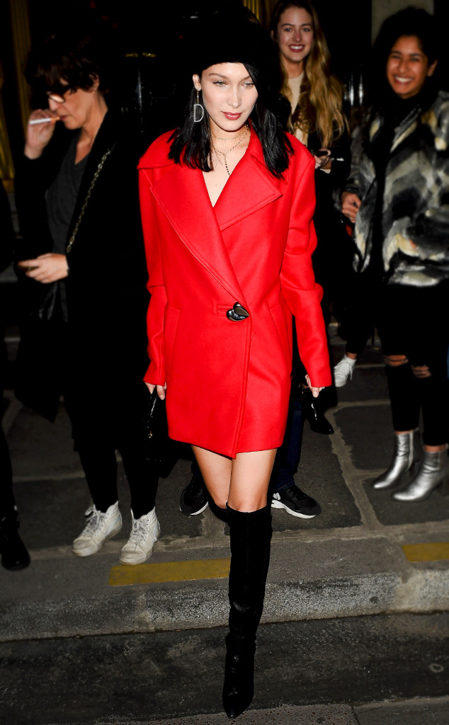 You'll Never Guess How Affordable Bella Hadid's Necklace Is