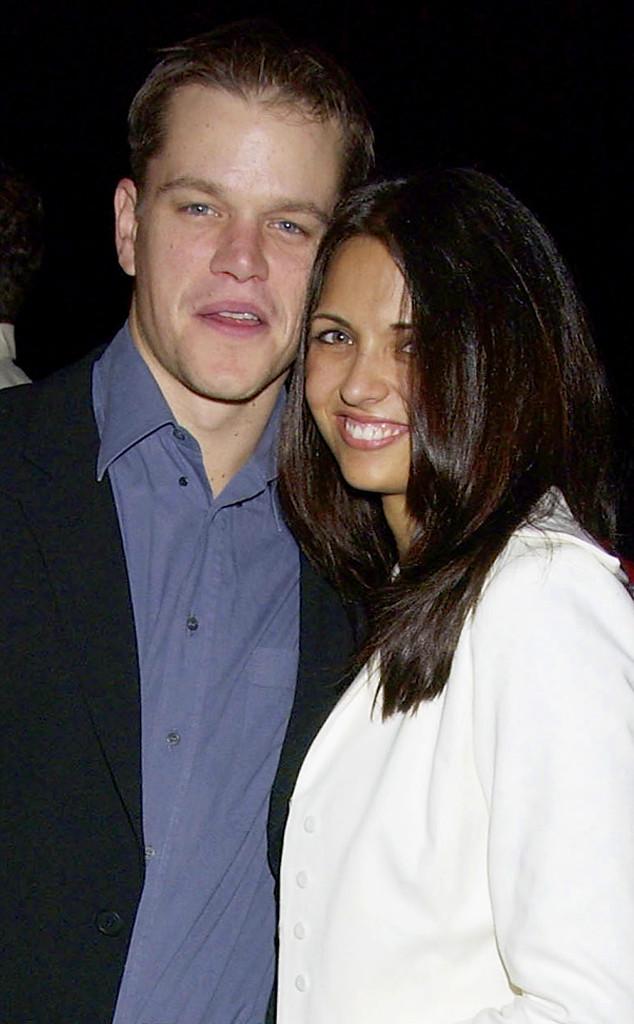 Matt Damon, Luciana