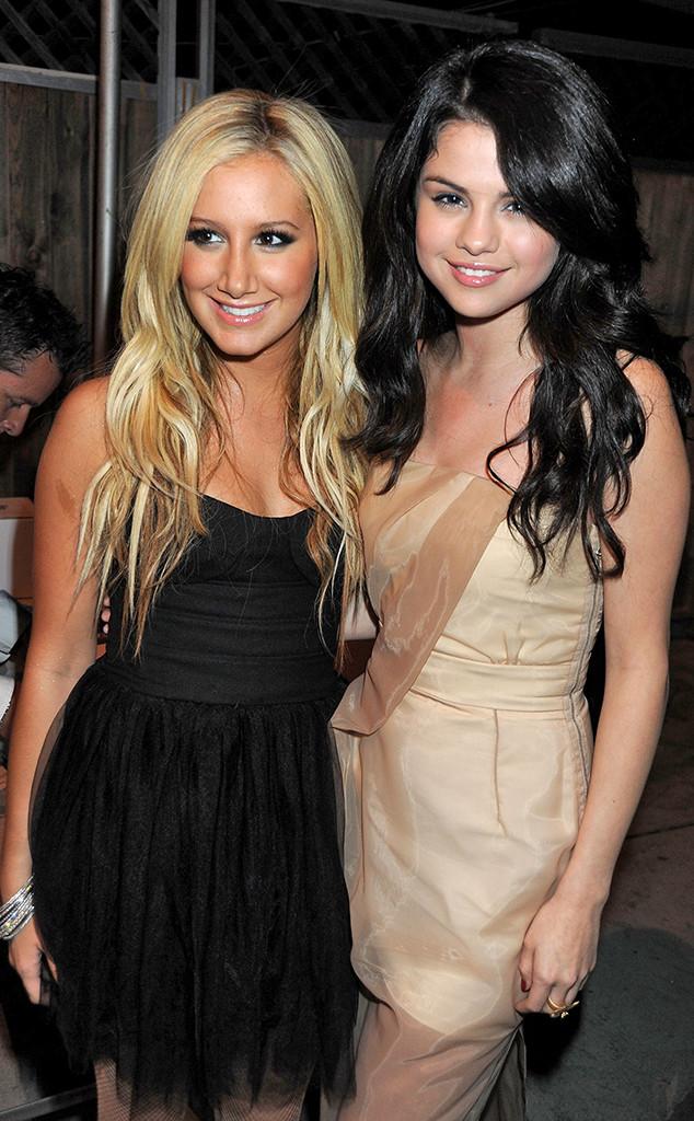 Ashley Tisdale, Selena Gomez