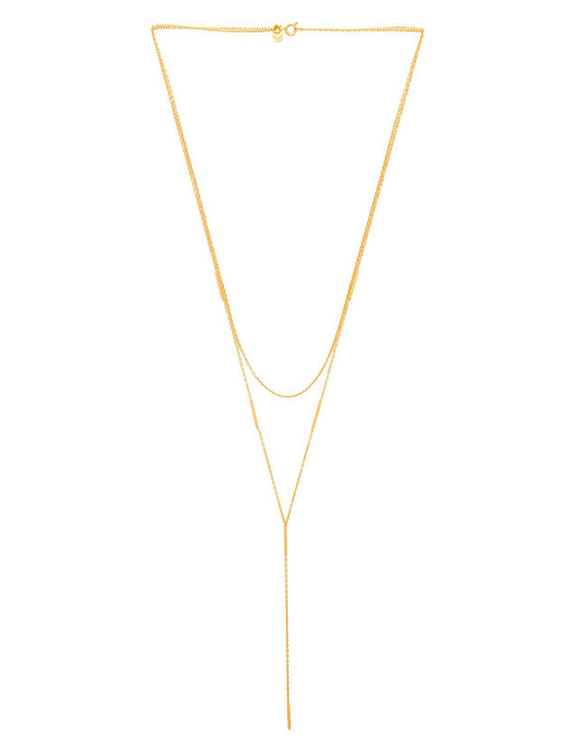ESC: Lariat Necklaces