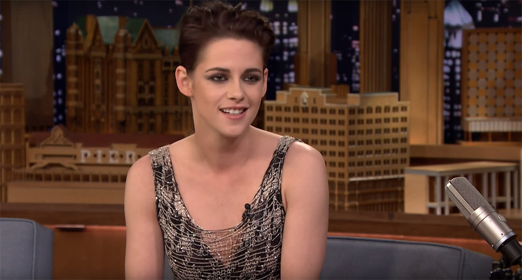 Kristen Stewart, The Tonight Show Starring Jimmy Fallon