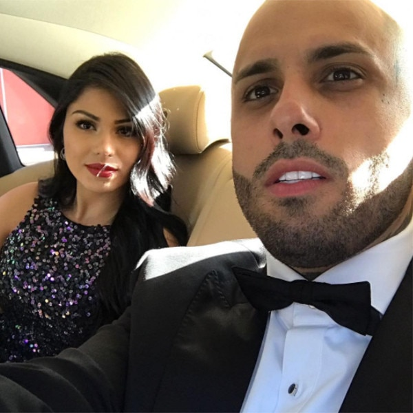 Nicky Jam Is Married! Star Weds Girlfriend Angélica Cruz in Private  Ceremony | E! News