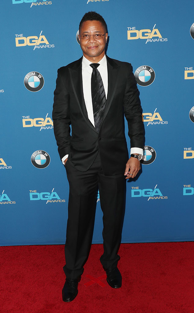 Cuba Gooding Jr., 2017 DGA Awards