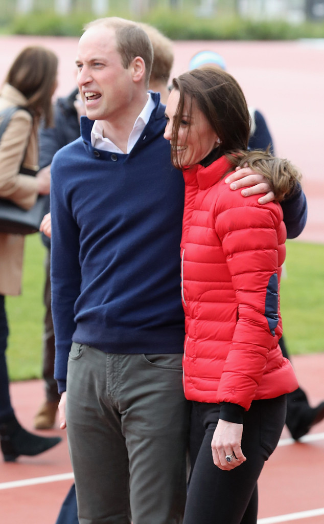 Kate Middleton, Prince Harry, PDA