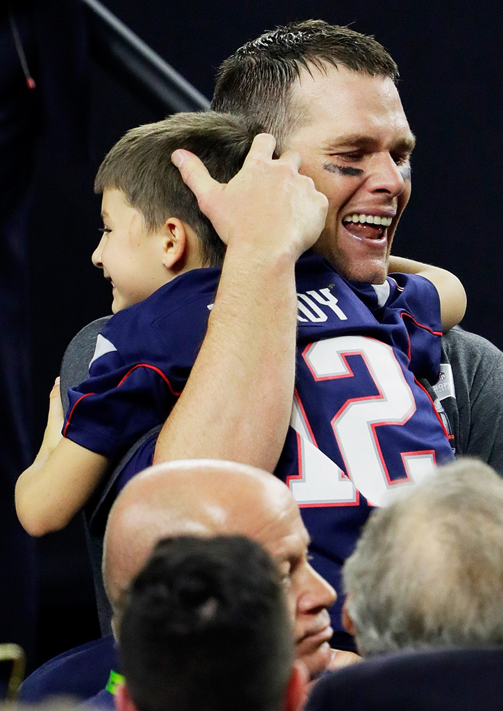 Tom Brady, 2017 Super Bowl