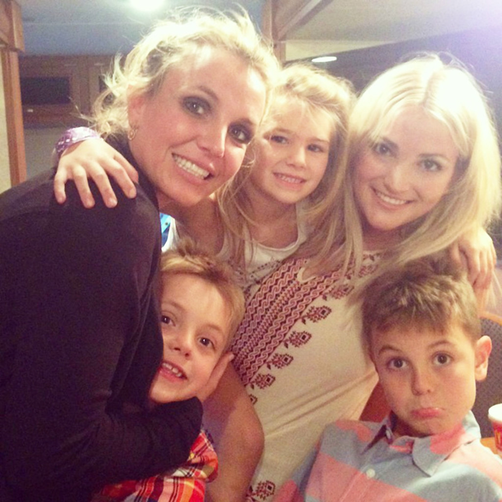 Jamie Lynn Spears Reflects on ''Almost Losing'' Daughter ...